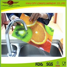Unbreakable Tempered Glass Cutting Board