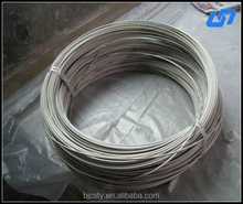 factory price supply ni ti sma wire for fishing manufacture in China