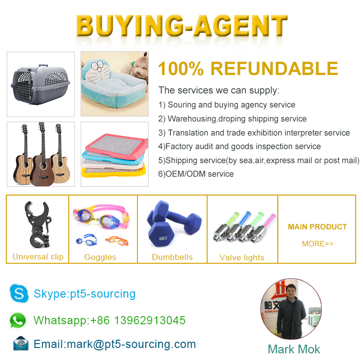 China Best sourcing buying commission agent
