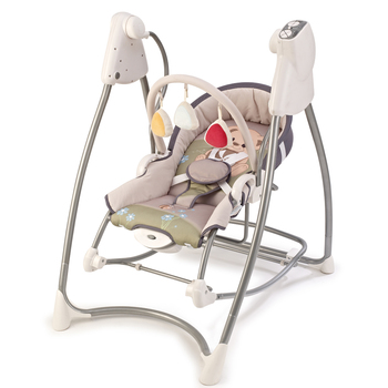 3in1 electric baby swing bouncer rocker chair with remote control and mp3 function