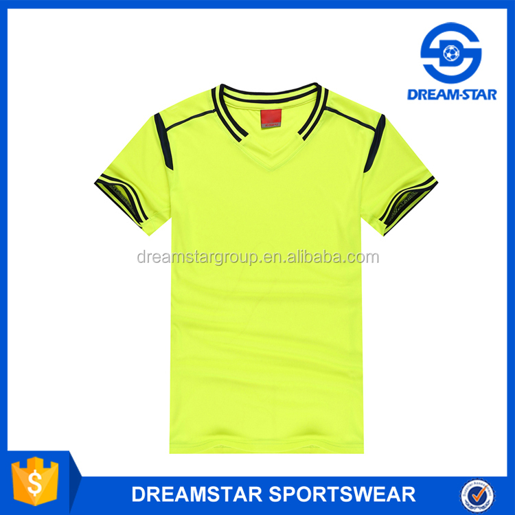 Wholesale High Qulity Cheapest Price Soccer Training Jersey