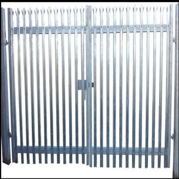 1.8m high Double Leaf Palisade Gate