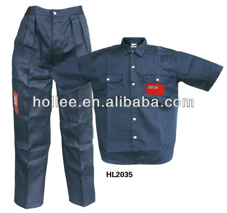 workwear uniforms industrial uniform