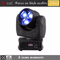 DMX 512 3x15w bee eye mini moving head light for club made in China