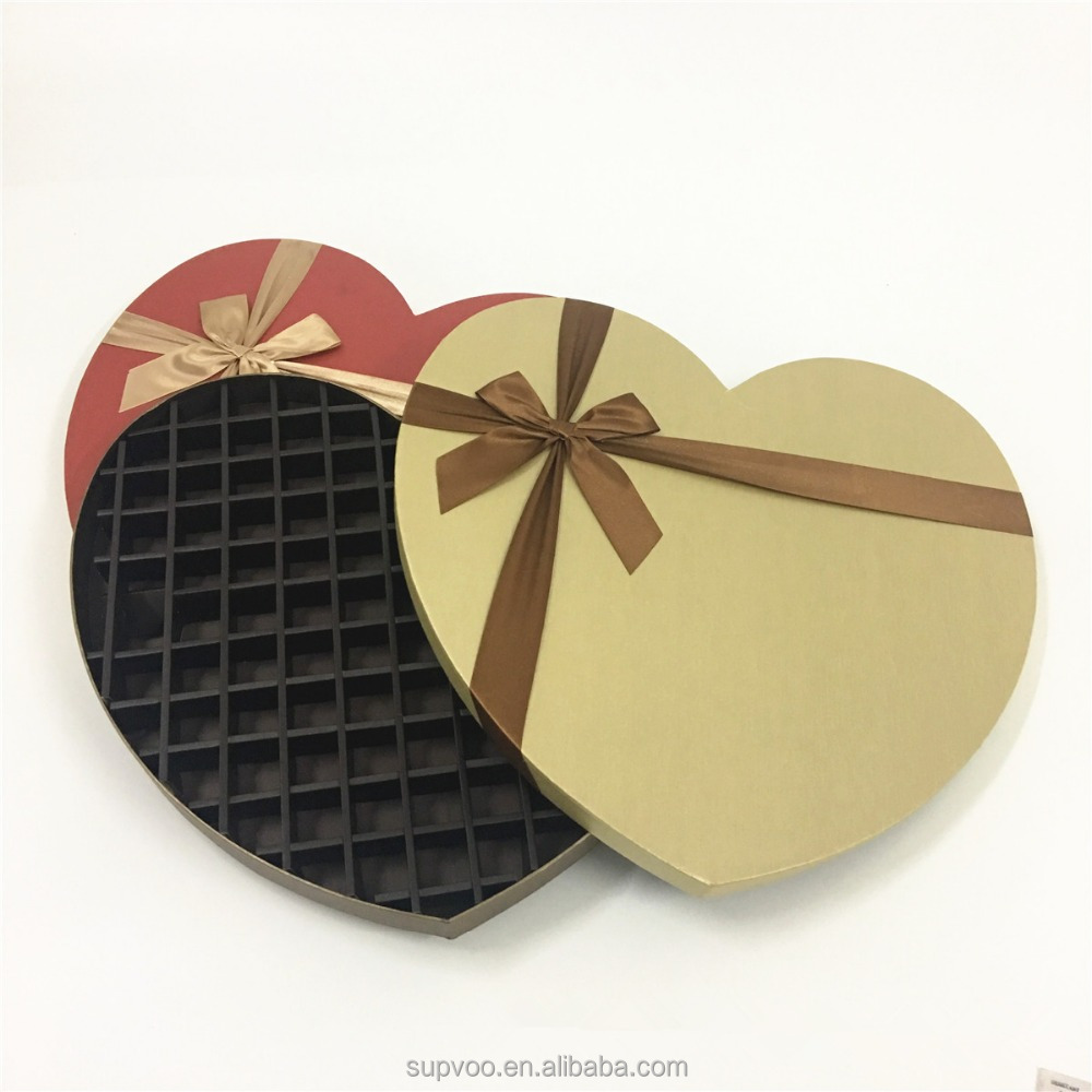 (IN STOCK)Hot sale heart Christmas 99 Chocolate boxes <strong>001</strong>