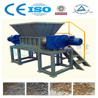 Powerful Plastic Crusher/Shredder/Shredding Machine Price