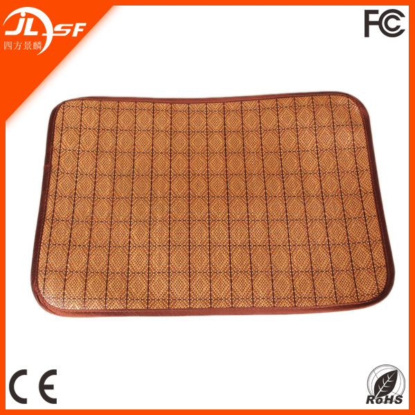 Hot Summer Cooling Pet Sleeping Mat Thick Sofa Bed Rattan Dog Pad Wholesale