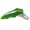 Green Plastic Rear Fender for ATV Fender