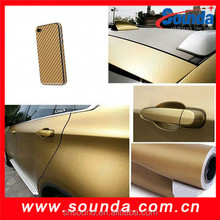 Vinyl Car 3D Carbon, 3D Car Wrapping Film, 3D Carbon Fiber in best price and best quality