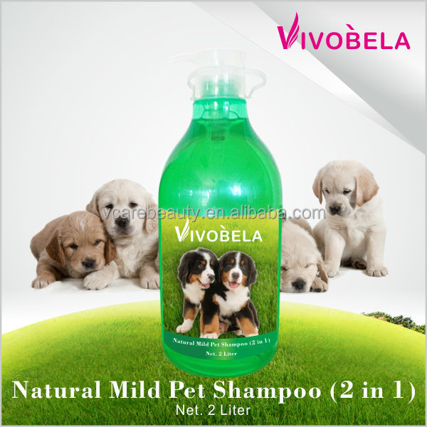 Pet Shampoo gentle dog shampoo cat shampoo