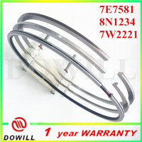3516 gas engine Piston Ring, 7E2899 piston ring set