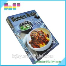 2016 my hot product for spicy food cooking hardcover book in China