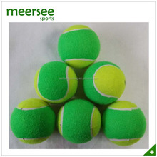 Stage tennis ball