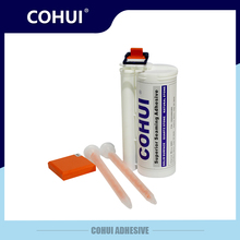 COHUI Epoxy/Methacrylate Adhesive for Quartz, Natural Stone, Ceramics and Solid Surface