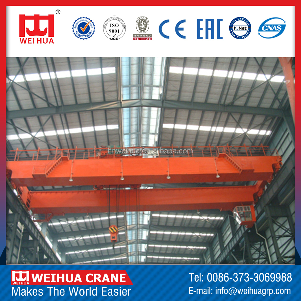 High Quality overhead travelling crane, bridge crane 10 ton