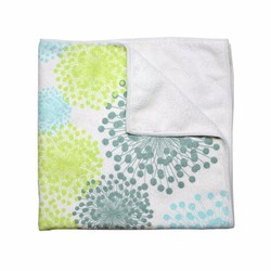 Custom Soft Absorbent Art Print Microfiber Beach Bath Towel