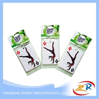 Air Freshener Factory Cheap Wholesale Promotion Custom hanging Paper Car Air Freshener For Car