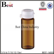 10ml 15ml glass spray bottle long thin glass spray perfume bottle cosmetic packaging