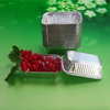 manufacturer retangle aluminium foil food container bulk production
