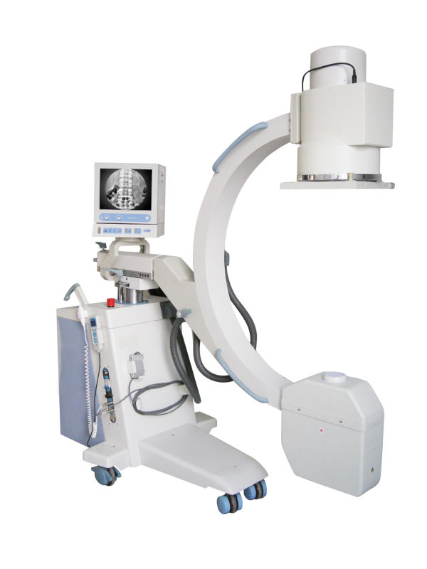 mega-pixel /high Tube/High Frequency Mobile C-arm System AJ-112E with Mega-Pixel Digital CCD(Small C Arm System)