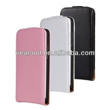 Flip Real Leather Case Cover for HTC One Mini M4 Leather Case