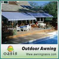 aluminum awning and louver