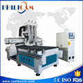 F2-9 loading and unloading system cnc router with gang drill