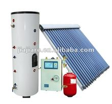 split high pressure vacuum tube solar water heater