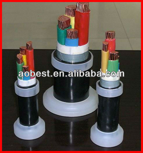 UP-TO-DATE China 33kv XLPE Insulated underground power cable35MM 70MM 120MM 150MM