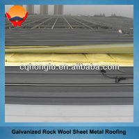 Structural Steel Fabrication Galvanized Sheet Metal Roofing