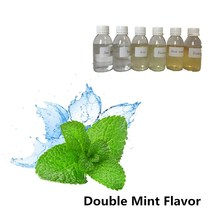 Double Mint Concentrate flavor alfakher shisha Liquid
