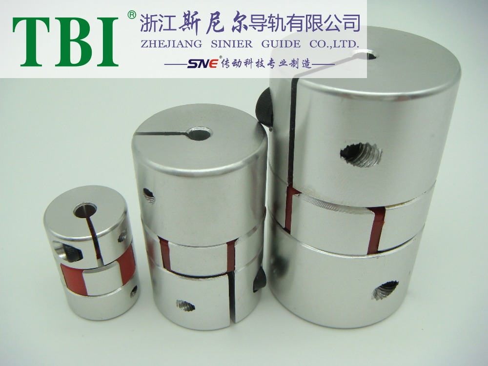 Good Quality Reliable Exporters Flexible shaft Coupling from China For Stepping Motors