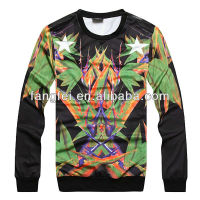Low MOQ wholesale autumn and winter thickunisex long sleeve shirt