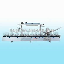 woodworking aluminum Profile Wrapping Machine for door and window