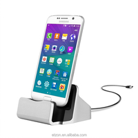 Phone accessories mobile ohone charger dock station for android