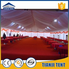 design wedding tent fabric draping promotional