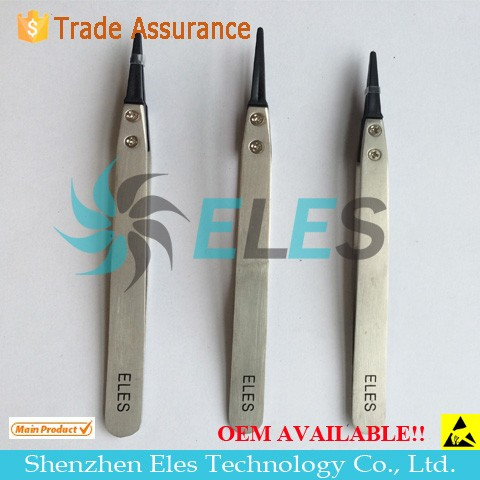 High Quality Stainless Steel Vetus SA Tweezer