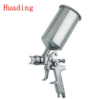 High Volume Low Pressure spray gun H-827 with metal cup