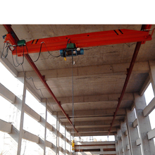 Single Girder Underslung Suspension Bridge Crane