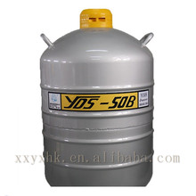 YDS-50B cryogenic liquid nitrogen transport semen storage tank container price