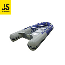 CE Certificate 3.3m inflatable fishing boat with aluminium floor