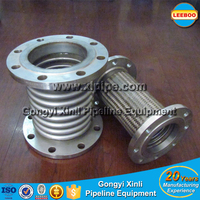 exhaust metal bellows expansion joints