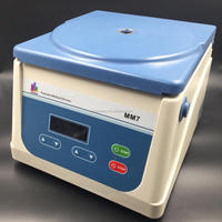 Manson Medical device tabletop light weight centrifuge for blood separation