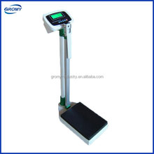 Electronic Height and Weight Measuring scales Digital Height and Weighing machine