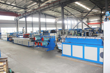 recycled polyester staple fiber production line/polypropylene fiber production line