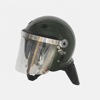 High quality motorcycle police safety anti riot helmet