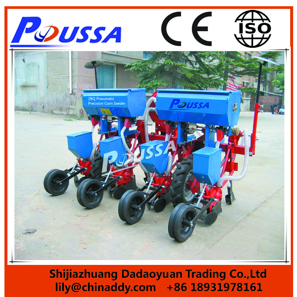 Agricultural tractor sunflower seeder/corn seed drill for sale