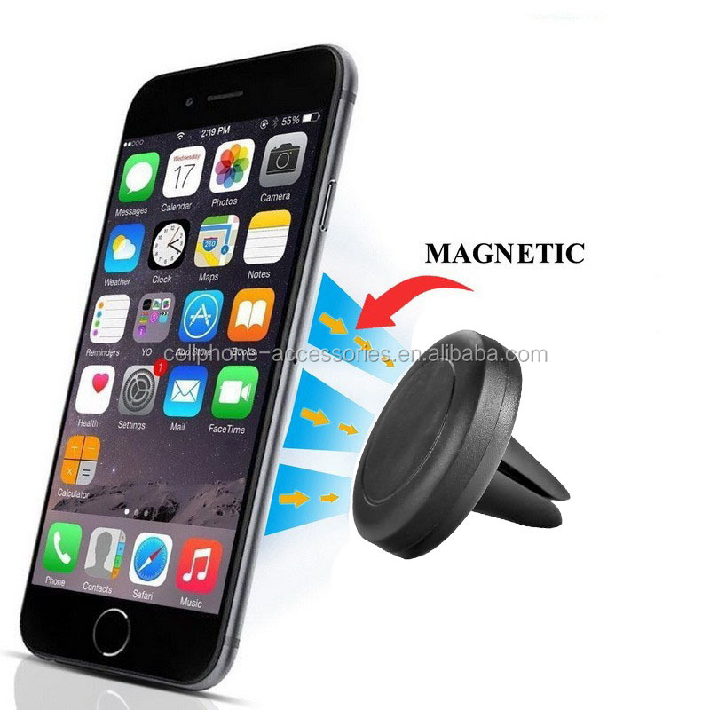 colors for choose OEM Super Magnetic car holder for mobile phone iPhone 7 Samsung S6 S7