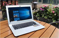 New Product 13.3inch Wholesale Laptop Cheap Computer Win10 Ultra Slim Intel Notebook
