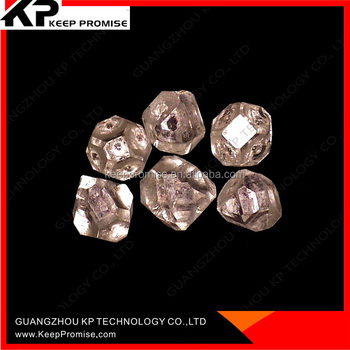 Hot sale Hardware synthetic CVD / HTPT lab created rough diamond